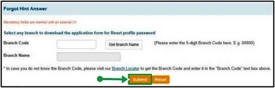 branch code